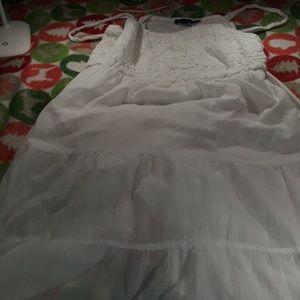 Mile Gabrielle White Dress